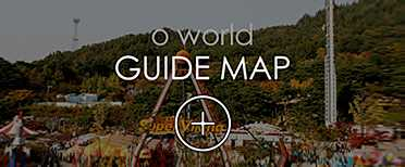 o world guide map